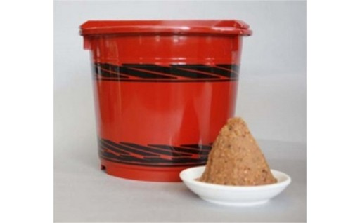 18237.国産の十種類の雑穀で作った味噌
