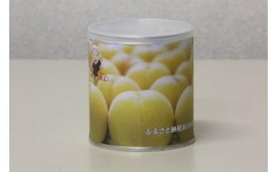 """【お試し1缶】""""""""ふるさと納税限定"""""""" 黄金桃缶詰一口サイズ"""