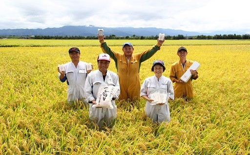 D23 【田んぼオーナー制】特別栽培米コシヒカリ200㎡(60坪)分 平成30年産新米でお届け!(約100㎏分)