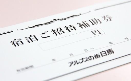 B-01 宿泊補助券3,000円分