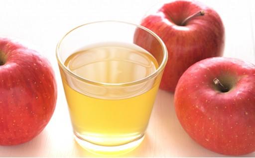 [№5525-0164]北海道伊達【産直佐藤農園】りんご果汁1,000ml×3本