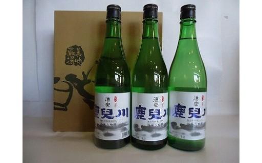 酒宝 鹿児川純米大吟醸 3本セット