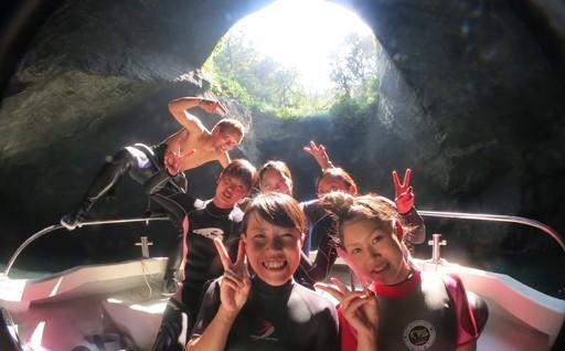 [3019702]西伊豆 堂ヶ島の海でファンダイビング!