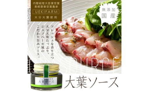 No.596 ジェノベーゼ風大葉ソース 12個セット【30pt】