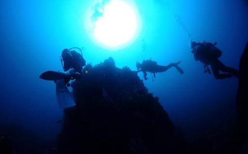 [3019704]西伊豆堂ヶ島の海でライセンス取得(2日間)追加費用なし