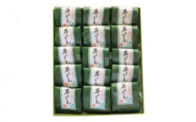 高瀬銘茶使用「茶らりん」  15個入