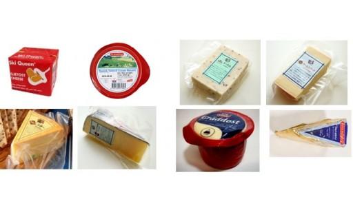 北欧チーズセット(2ヶ月定期便)