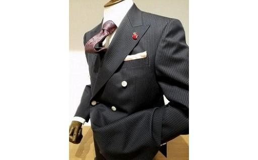 オーダースーツ(ウール100%)