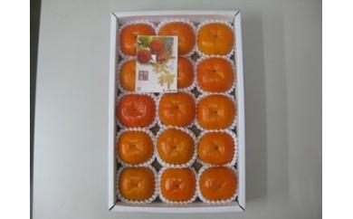 一番早い甘柿 早秋柿(そうしゅうがき) 3kg