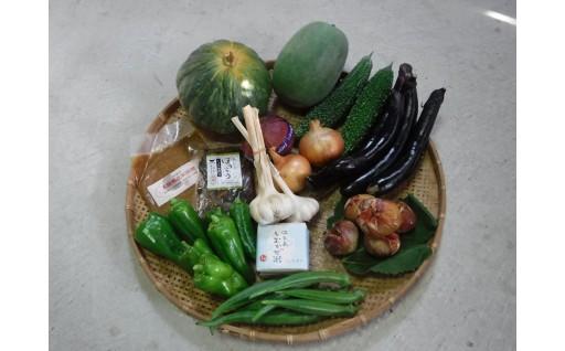 (1)-07大根島農産品セット