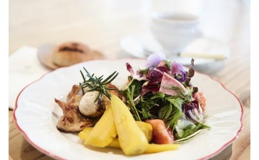 1-6 「農園レストラン サバーヴィアン」お食事券