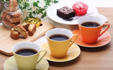 [№5791-0211]杜の香りかんたんドリップコーヒー