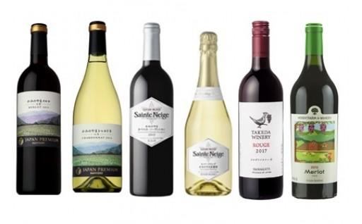 0070-101 「かみのやまワイン」で乾杯セット