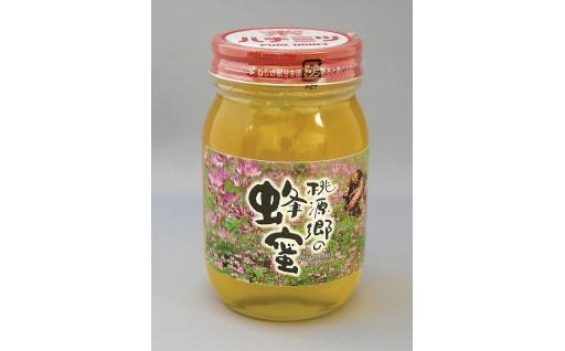 18-049.桃源郷れんげ蜂蜜(国産)