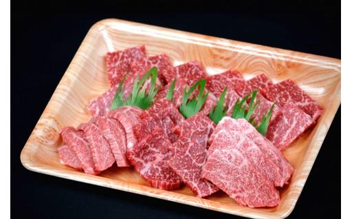 59C.鳥取和牛カルビ焼肉用 400g