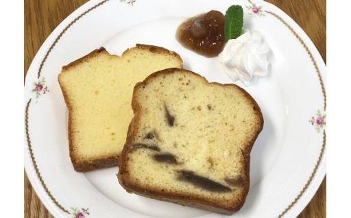 【A85】いちじく農園の手作りパウンドケーキ&ジャムセット