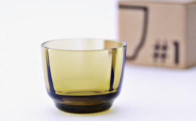 [№5791-0178]「杜の都・仙台ガラスコレクション」酒杯