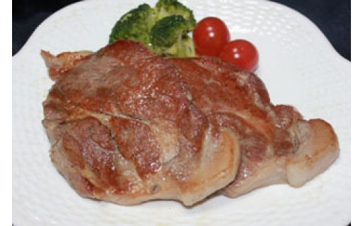 62C.鳥取県産大山豚の熟成豚肩ロース