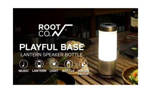[№5691-0482]ROOT CO.PLAYFULBASE NV