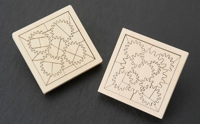 [№5665-0289]ギアジグソーパズル ミニC  (2個セット)