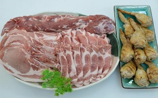熟成豚肉4種セット