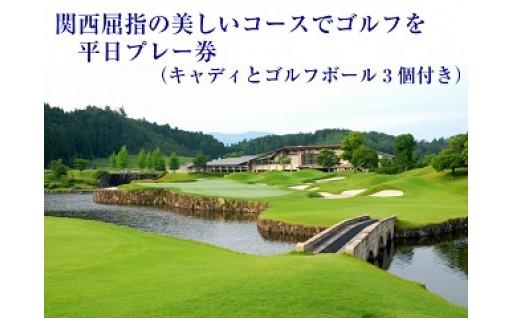 【2402-D18】平日ゴルフプレー券《グランデージゴルフ倶楽部》