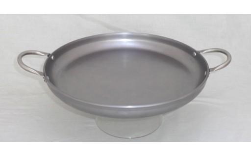 C103 匠の技鉄いため鍋28㎝&ぶあつい鉄板焼くん26㎝セット
