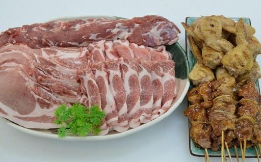 熟成豚肉5種セット