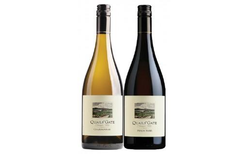 【春日井市の姉妹都市】カナダ ケローナ産赤白ワインセット