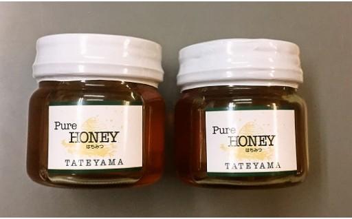 【A83】地元・館山産の「神山養蜂」はちみつ300g×2個セット