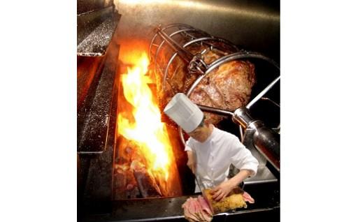 30-G12 炭火焼ローストビーフ塊(5kg)【冷蔵発送】