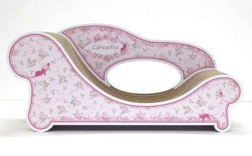 【030-007】カリカリーナ ベーシック【思いやり型返礼品】「ローズピンク」