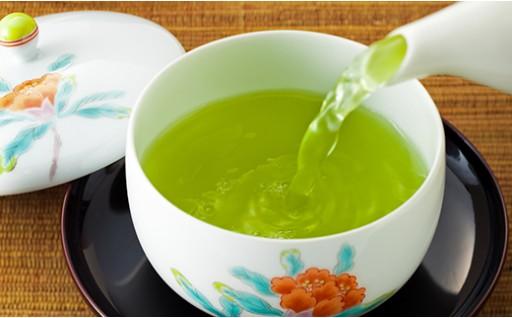 D33-14 日本有数の御茶処・八女星野の自家用茶詰合せ