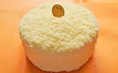 [№5890-0188]芳醇な大人の味わい さろまレアチーズケーキ