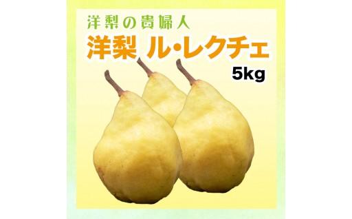[30053] 洋梨の貴婦人 ル・レクチェ 5kg