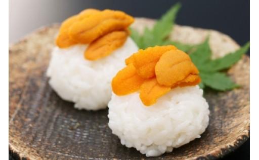 北海道産!活生&蒸し(焼き)うに丼キングセット!(A301)