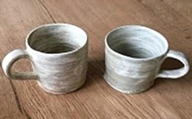 [№5524-0129]手作りペアカップ