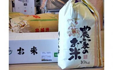 [№5704-0147]【寺島生産組合】 30年度米 宮城県産米 ひとめぼれ 10kg