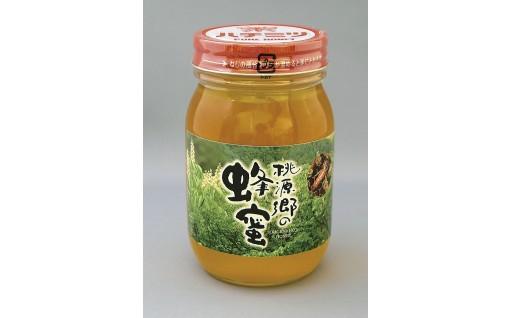 18-076.桃源郷トチ蜂蜜(国産)