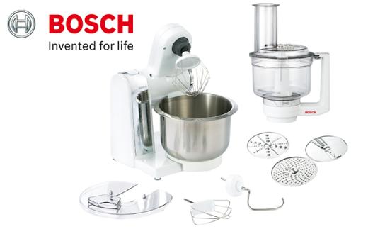 ボッシュコンパクトキッチンマシン+マルチブレンダーセット