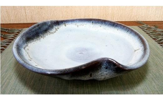 027-017 米沢焼 菓子鉢
