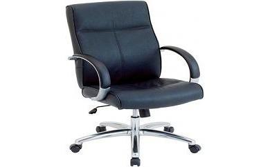 エグゼクティブ チェアー (BK) 椅子 (いす)