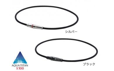 ファイテン RAKUWAネックX100 リーシュモデル ブラック【正規販売店】