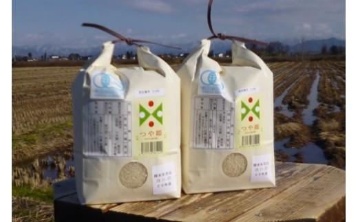 005H30-001【H30年産】おしょうしな極みセット(ミニサイズ)玄米可(精米)