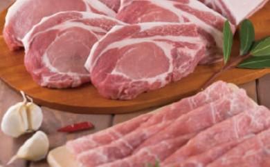 芳寿牧場、豚肉定期お届けセット(年6回お届け)