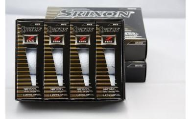 ゴルフボール スリクソンZ-STAR ホワイト 3ダース