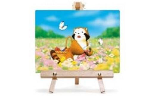 【番号:NC3001】★日本アニメーション ミニキャンバスアート4種プラン