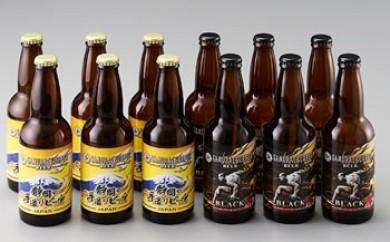 サムライサーファー12本セット 【ブラック】(サムライサーファー ブラック・静岡の手造りビール)