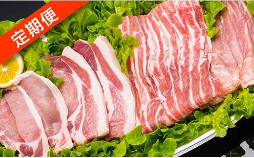 [TP-01] 使い勝手抜群!北海道産豚肉アラカルト定期便!3ヶ月連続お届け
