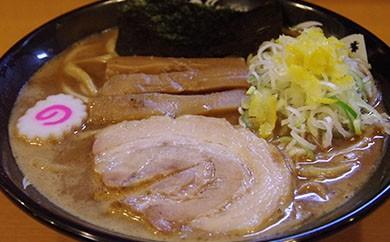 DH007 中華蕎麦とみ田 中華そば 3食入り
